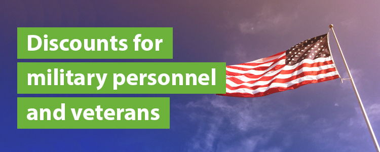 Finding Discounts Online for Military Personnel and Veterans