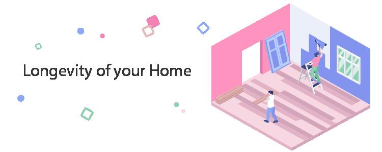 Longevity of your House