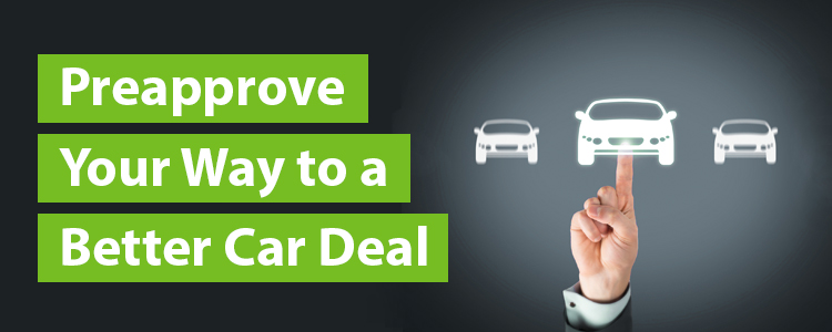 Preapprove Your Way to a Better Car Deal
