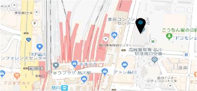 Tokyo-Hotel-Map