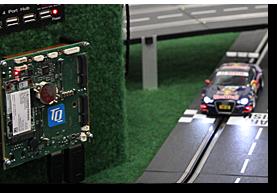 IoT Carrera Showcase