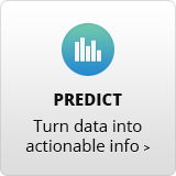Turn data into actionable information