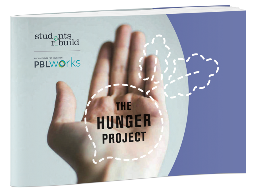 The Hunger Project cover