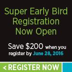 Super Early Bird Registration