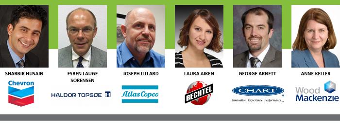 GasPro Americas Featured Speakers