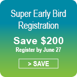 Super Early Bird Registration