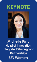 Keynote Michelle King