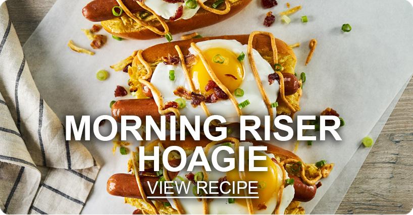 Morning Riser Hoagie Recipe