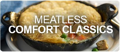 Meatless Comfort Classics