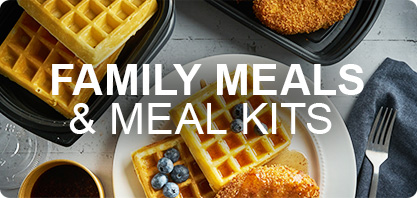 Family Meals & Meal Kits