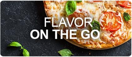 Flavor On The Go