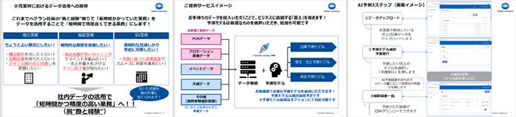 「AIsee」AI予測の活用でベテラン業務をサポート!の資料