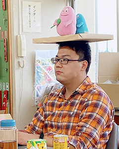 鈴谷 大輔 先生