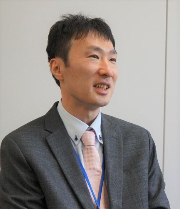 コーポレートコミュニケーション部 広報チーム 主任部員 鈴木孝紘様