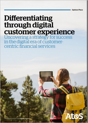 Differentiating through digital customer experience