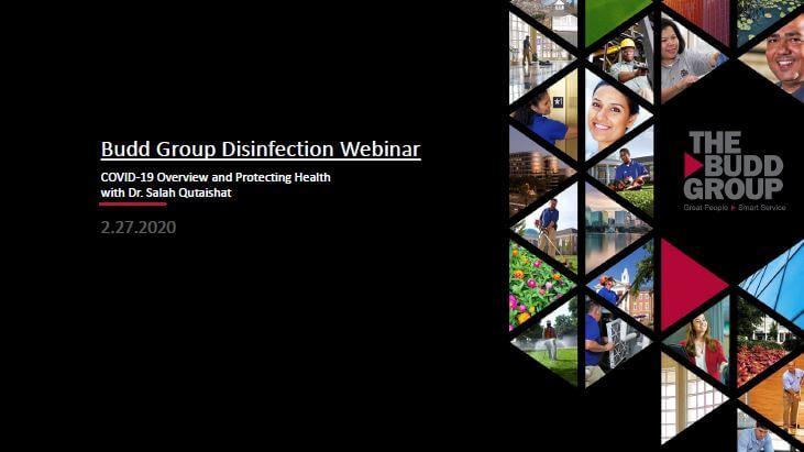 The Budd Group Feb 2020 Webinar