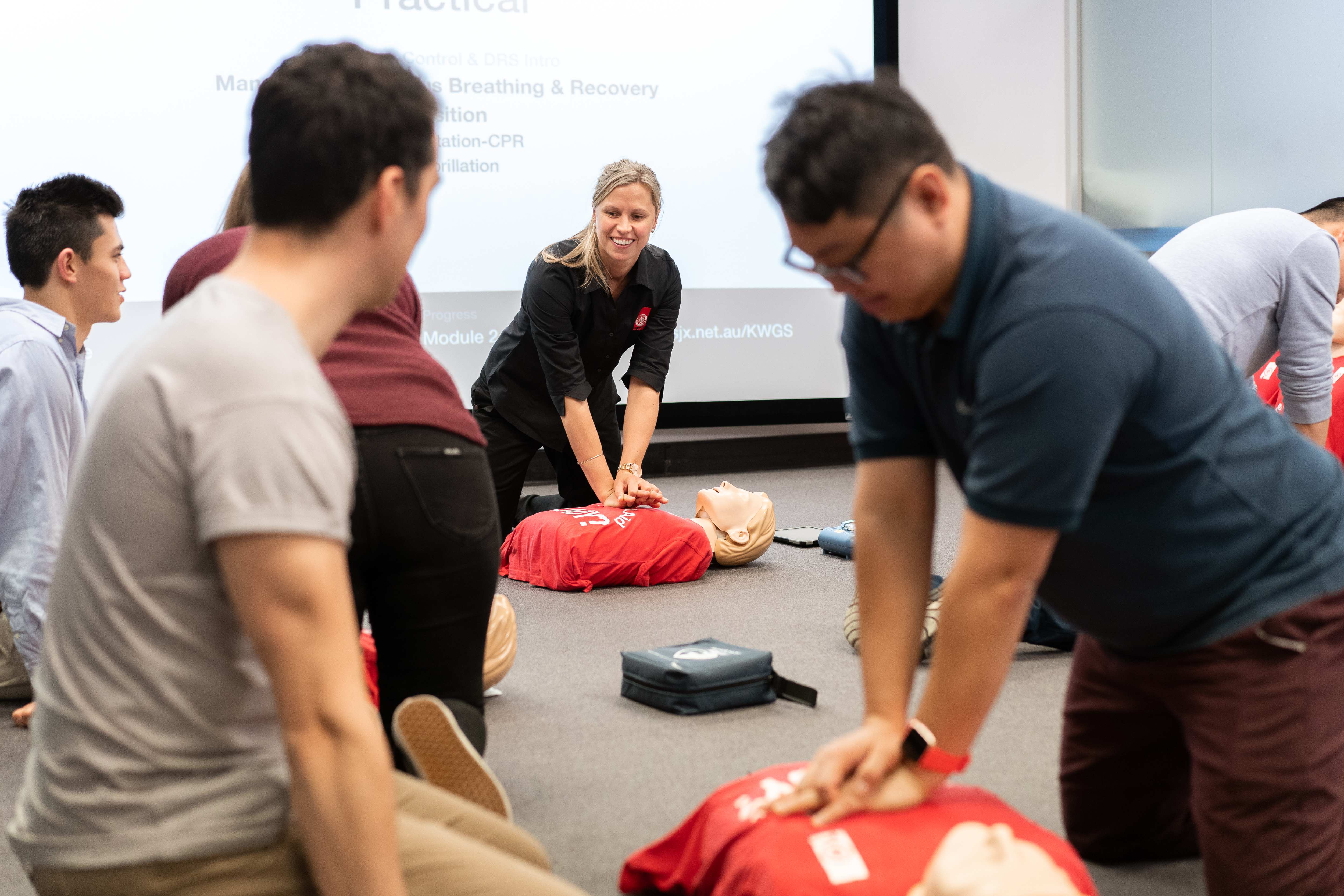 2 Hour CPR course