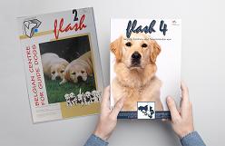 2 flashcovers: eentje van in 1998 en de laatste editie van 2019