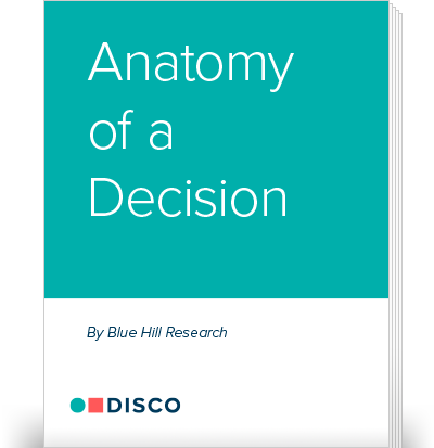 Anatomy of a Decision | Blue Hill Research