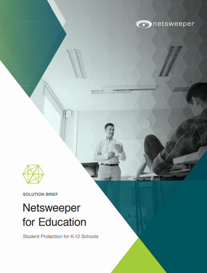 Netsweeper Education Solution Brief