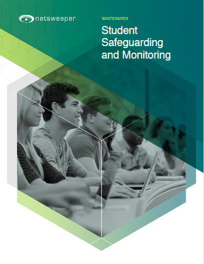 Student Safeguarding and Monitoring