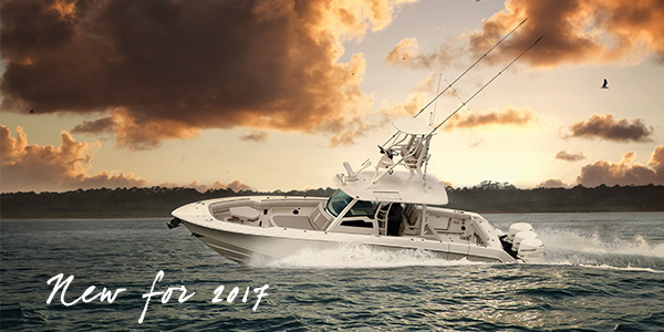 Boston Whaler - 380 Outrage