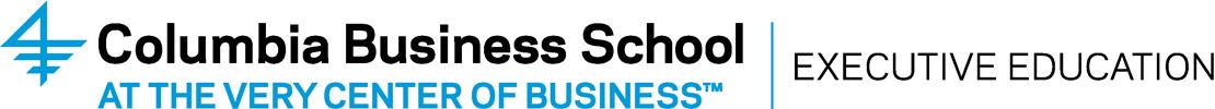 Columbia Business School Executive Education Logo