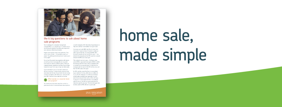 home sale, made simple