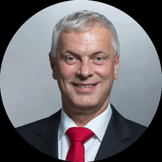 Andreas Kuhn, Head of Sales Big Data Analytics & IoT