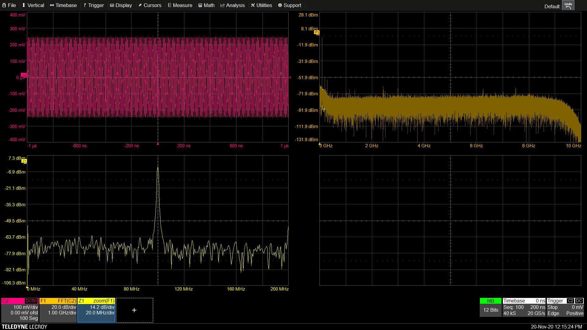 FFT & Spectrum Analysis Webinar