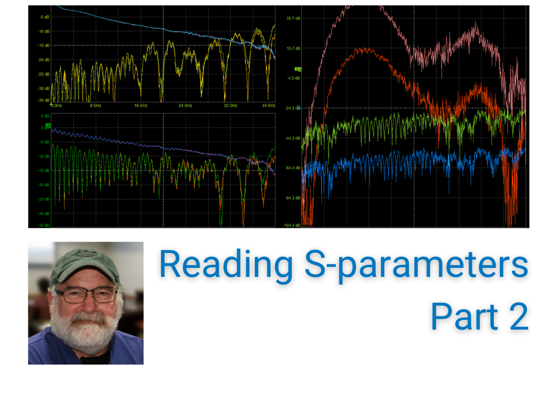 How to Read S-parameters Like a Book Webinar