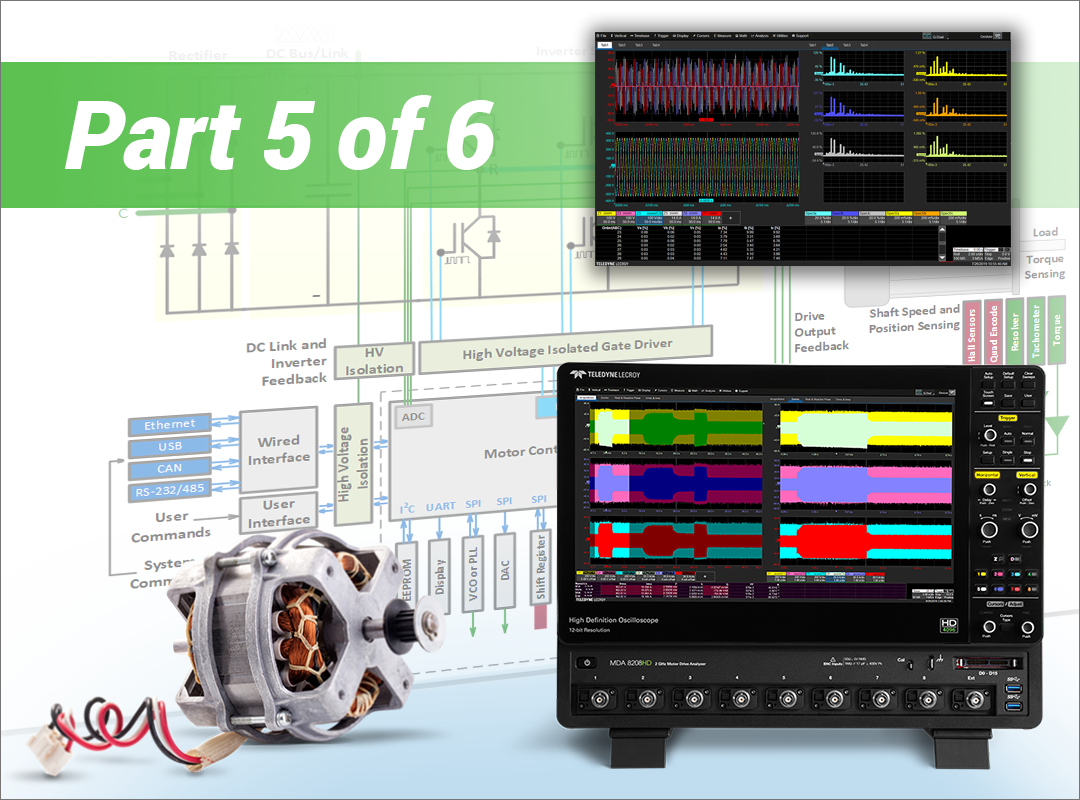 How to Perform AC Input and Inverter/Drive Output Harmonic Analysis Webinar