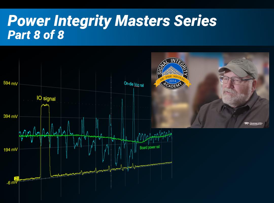 Practical On-die Power Integrity Measurements Webinar