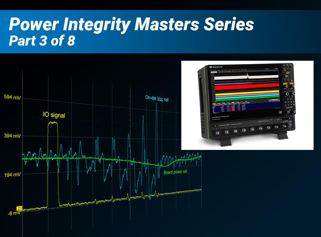 Power Integrity in Multi-rail Embedded Designs Learning Lab Webinar