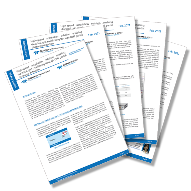 Download partial discharge white paper