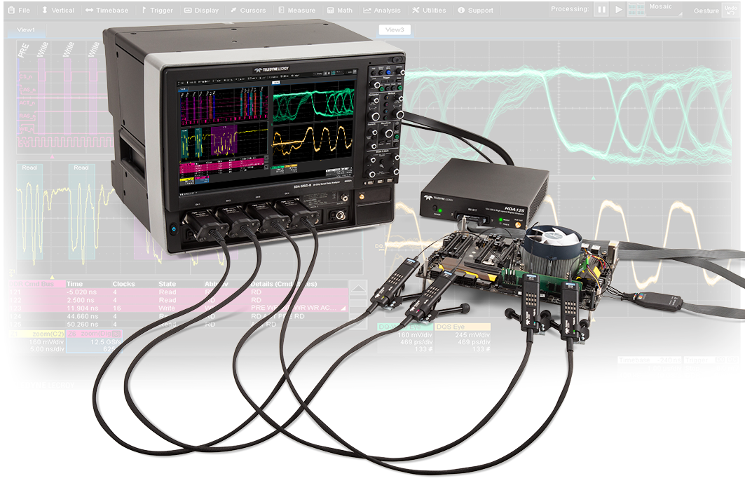 DDR4/5 & LPDDR4/5 - Probing and Debug Solutions Webinar