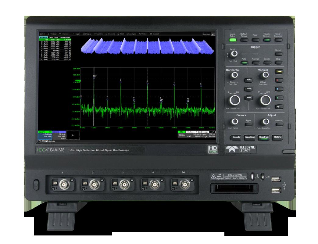 FFT & Spektrum-Analyse mit dem Oszilloskop Webinar