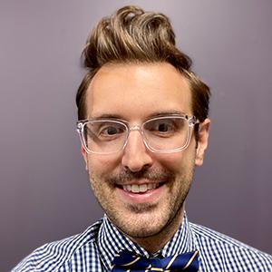 Josh Parisse, Associate Vice President of Admissions, Avila University