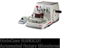 HistoCore NANOCUT Automated Rotary Microtome