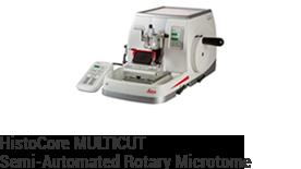 HistoCore MULTICUT Semi-Automated Rotary Microtome