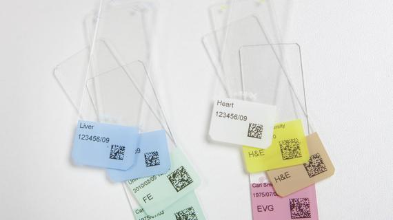 IP S Printer Barcode Print
