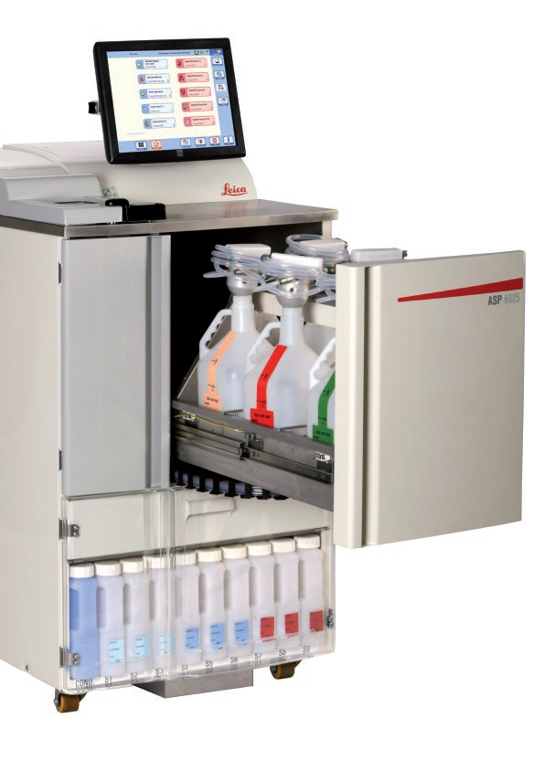 ASP6025 High Performance Tissue Processor