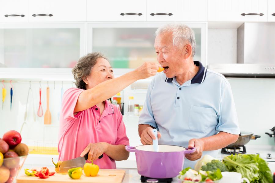 Thrive over 65 – Nutrition Tips for Older Adults Webinar