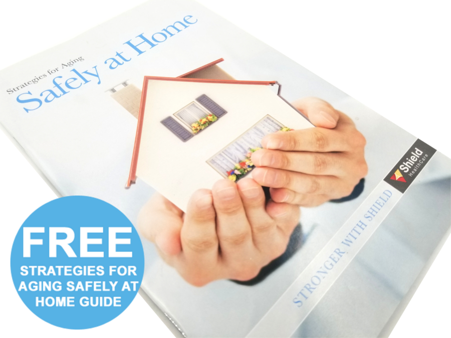 Strategies for Aging at Home Guide