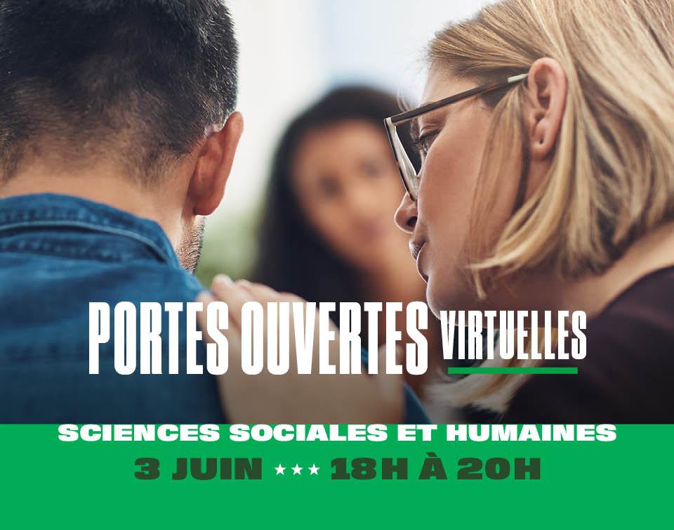 Portes ouvertes virtuelles 2021 - ESSH