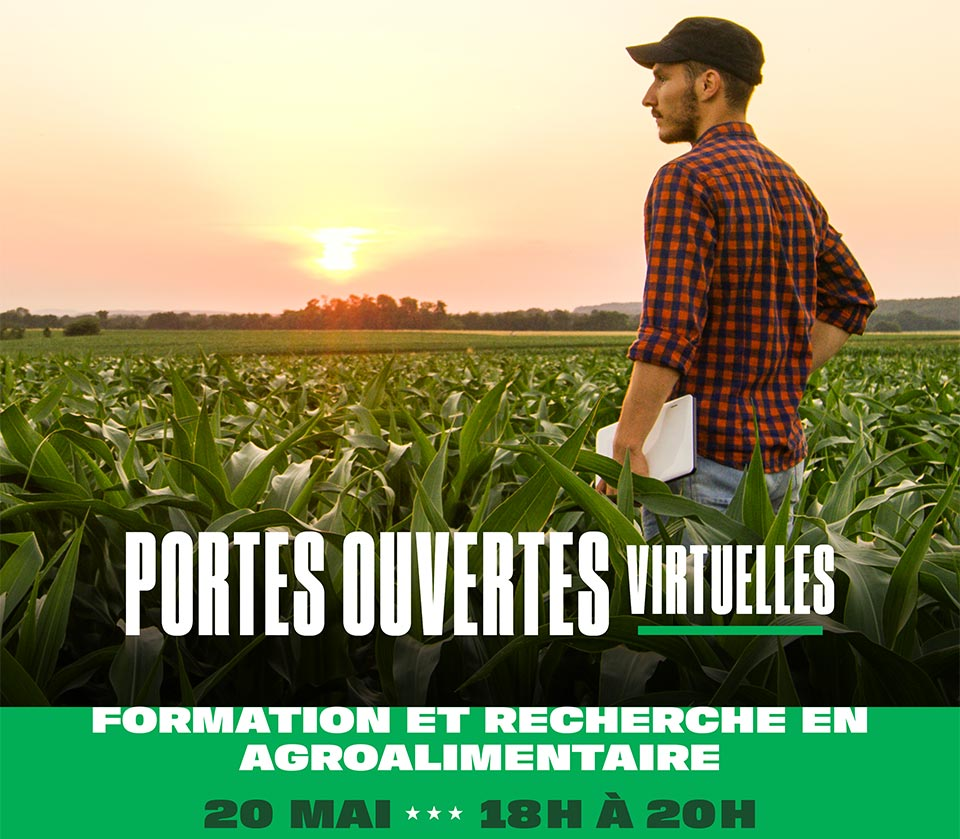 Portes ouvertes virtuelles 2021 - IFRA