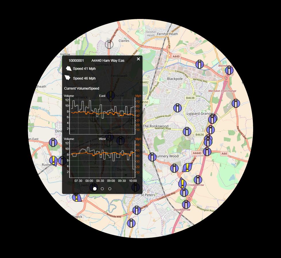 smart map