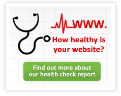 Find out more about or website health check