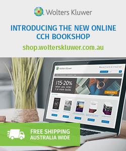 CCH Online Bookshop