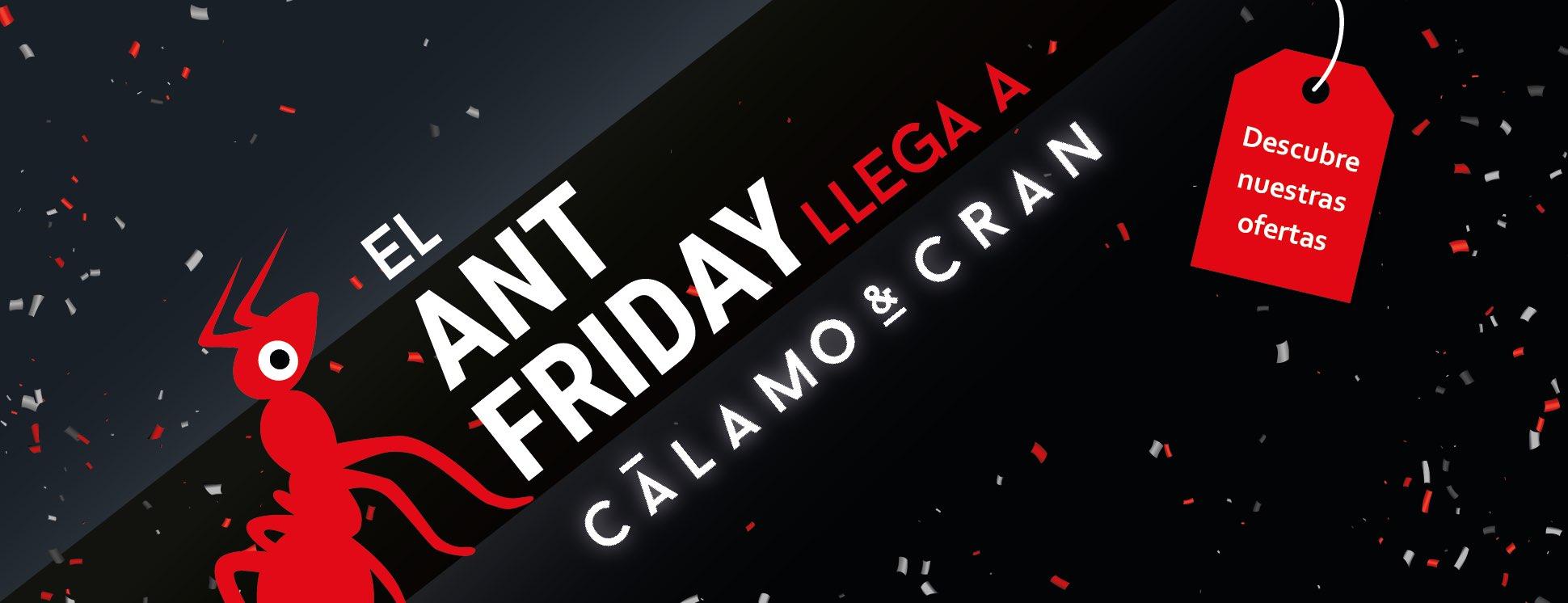 Ant Friday 2019 Cálamo y Cran profesionales del lenguaje